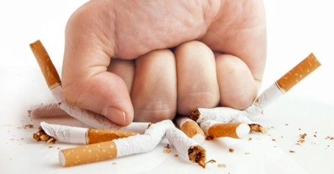 Türkiye'de sigara içenlerin %44,9'u son bir yıl içinde bırakmayı denedi