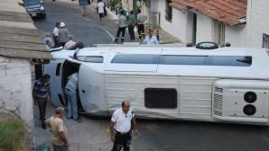 Aydın'da inanılmaz kaza
