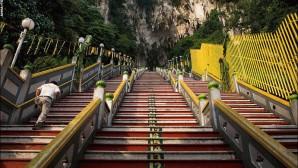 Merdivenden Nasıl İnilir