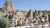 Nevşehir Müzelerini Haziran Ayında 220.972 kişi Ziyaret Etti