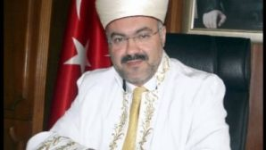 Bursa İl Müftüsü Prof. Dr. Mehmet Emin Ay, Konferans Vermek İçin Nevşehir'e Geliyor