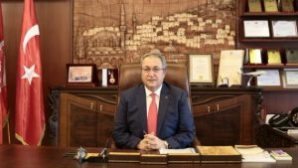 """Nevşehir Belediye Başkanı Ünver: """"23 Nisan, Bağımsızlık Yolundaki En Büyük Adımlardan Biridir"""""""