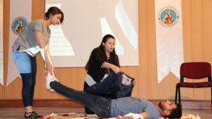 Avanos Belediyesi işçilerine hayat kurtarıcı eğitim