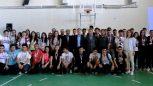 Kaymakam ELDİVAN Avanos Anadolu Lisesinde Spor Şenliği Programına Katıldı.