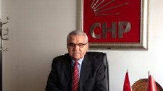 CHP İl Başkanı Kamil Gülmez, Ramazan Bayramı mesajı