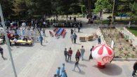 Nevşehir Mesleki ve Teknik Anadolu Lisesi'nde Bilim Fuarı Etkinliği Düzenlendi