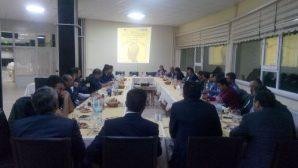 Nevşehir'de Okul Sanayi İşbirliği Toplantısı