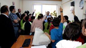 Avanos 100. Yıl İlköğretim Okulu 4. sınıf öğrencileri, Ders Yerel Yönetim