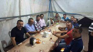 AK PARTİ AVANOS İLÇE YÖNETİMİ KALABA'DA İFTAR YEMEĞİNE KATILDI
