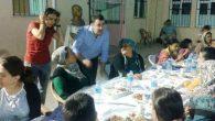 Avanos Kaymakamı Mustafa ELDİVAN Alaaddin Mahallesi Sakinleri İle İftarda Buluştu.
