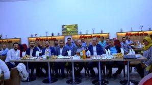 Nevşehir AK Parti  İl ve İlçe Teşkilatı, İftar Yemeğinde Bir Araya Geldi