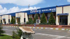 Kapadokya Havalimanı istatistikleri açıklandı