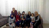 AK Parti Kadın Kolları MKYK Üyeleri, Nevşehir'de İhtiyaç Sahibi Ailelerin Konuğu Oldu