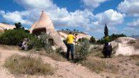 Ukraynalı fotoğrafçılar Kapadokya'yı fotoğrafladı