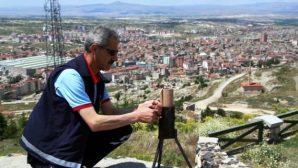 11 Ayın Sultanı Ramazan, Nevşehir'de 11 Pare Top Atışı İle Karşılandı