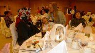 Prof Dr. Filiz  KILIÇ , Özel İnsanlar ve Aileleriyle İftar Yemeğinde Biraya Geldi