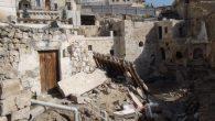ORTAHİSAR'DA SURİYE'LİLERİN OTURDUĞU EV ÇÖKTÜ 10 YARALI