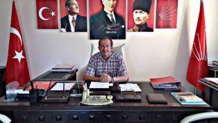 Cumhuriyet Halk Partisi Ürgüp İlçe Başkanlığı Turizm Çöktü