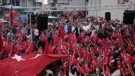 Darbe Kalkışmasına Nevşehir'de Büyük Tepki