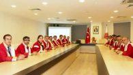 Nevşehir Hacı Bektaş Veli Üniversitesi Senatosu Türk Demokrasisine Destek için Olağanüstü Toplandı