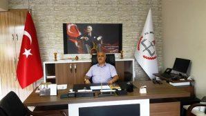 Avanos İlçe Milli Eğitim Müdürlüğüne Mehmet BERK Atanarak Görevine Başladı