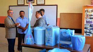 Nevşehir'de Sınıf öğretmeninin örnek davranışı MEB'e bildirilecek