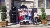 Uçhisar'da Runfire Cappadocia Ultra Maraton Halk Koşusu  yapıldı.