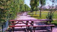 Avanos Belediyesi Piknik Masalarını Mesire Alanlarına Taşındı