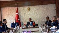 Vali AKTAŞ Niğde'de Yapılan AHİKA Yönetim Kurulu Toplantısına Katıldı