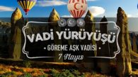 Türk Eğitim – Sen Nevşehir Şubesinden Milli Şuur Temalı Vadi Yürüyüşü