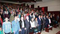 """Nevşehir Üniversitesinde """"Mezunlar Konuşuyor"""" Paneli"""