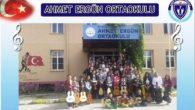 Ahmet ERGÜN Ortaokulu Müzik Etkinliği