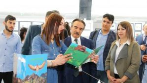 Nevşehir Hacı Bektaş Veli MYO'dan 'Yıl Sonu Sergisi