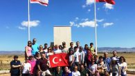Türk Eğitim-Sen Nevşehir Şubesi Üyeleri Kıbrıs'tan Döndü
