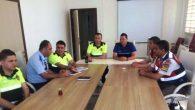 Avanos'ta Kolluk Kuvvetlerinden Yaz Tedbirleri İstişare Toplantısı Gerçekleştirildi