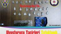 Nevşehir Polisinden Uyuşturucu Tacirlerine Darbe