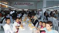 Nevşehir Belediyesi İftar Çadırında Ramazan Ayı Boyunca Her Gün 1500 Kişi İftar Yapacak