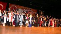 Nevşehir Hacıbektaş Veli Üniversitesinde 3506 Öğrenci Mezuniyet Heyecanı Yaşadı