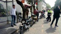 AVANOS EMNİYET MÜDÜRLÜĞÜ MOTORSİKLET DENETİMLERİNİ SIKLAŞTIRDI