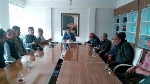Avanos İlçe Trafik Komisyonu Toplantısı Kaymakam BAYTOK Başkanlığında Yapıldı