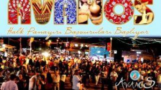 Avanos  Halk Panayırı Stant Başvuruları Başladı