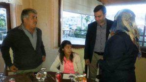 Kaymakam BAYTOK, Şehit Yakınları ve Gazileri İftar Yemeğinde Ağırladı