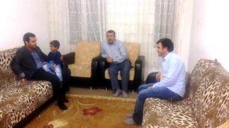 Avanos Kaymakamı Muhammed Sait Baytok, Vatandaşın Sofrasına Konuk Oluyor