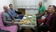 Avanos Kaymakamı Muhammed Sait BAYTOK'tan  Ramazan Ziyareti