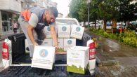 Avanos Belediyesi Ramazan Paketlerinin Dağıtımı Tamamlanıyor