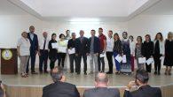 Ürgüp Kılıçarslan Mesleki ve Teknik Anadolu Lisesi' nde    Belge Töreni