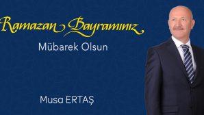 İYİ Parti Milletvekili Adayı Musa ERTAŞ, Nevşehir Halkının Ramazan Bayramını Kutladı
