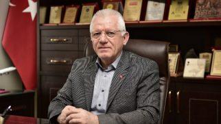 Göreme Belediye Başkanı Nuri Cingil'in Bayram Mesajı