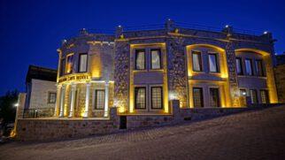 Balloon Cave Hotel Hizmete Girdi
